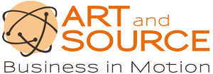 Art and Source - Business in Motion